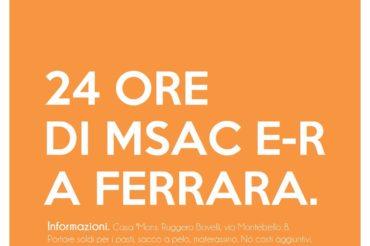 Il Movimento Studenti si ritrova a Ferrara