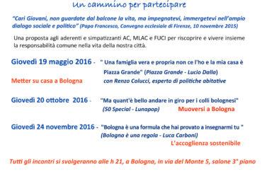 Cosa succede in città: muoversi a Bologna