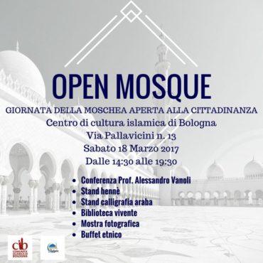 Giornata della moschea aperta alla cittadinanza