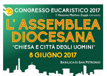 Chiesa e città: l'assemblea diocesana del CED