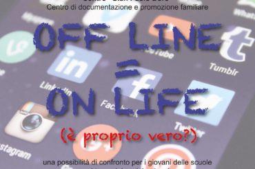 Centro Dore: off line è sinonimo di vita vera?