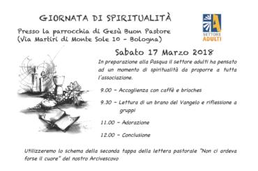 Giornata di Spiritualità Adulti