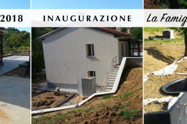 Famiglia della Gioia: inaugura la casa senza barriere