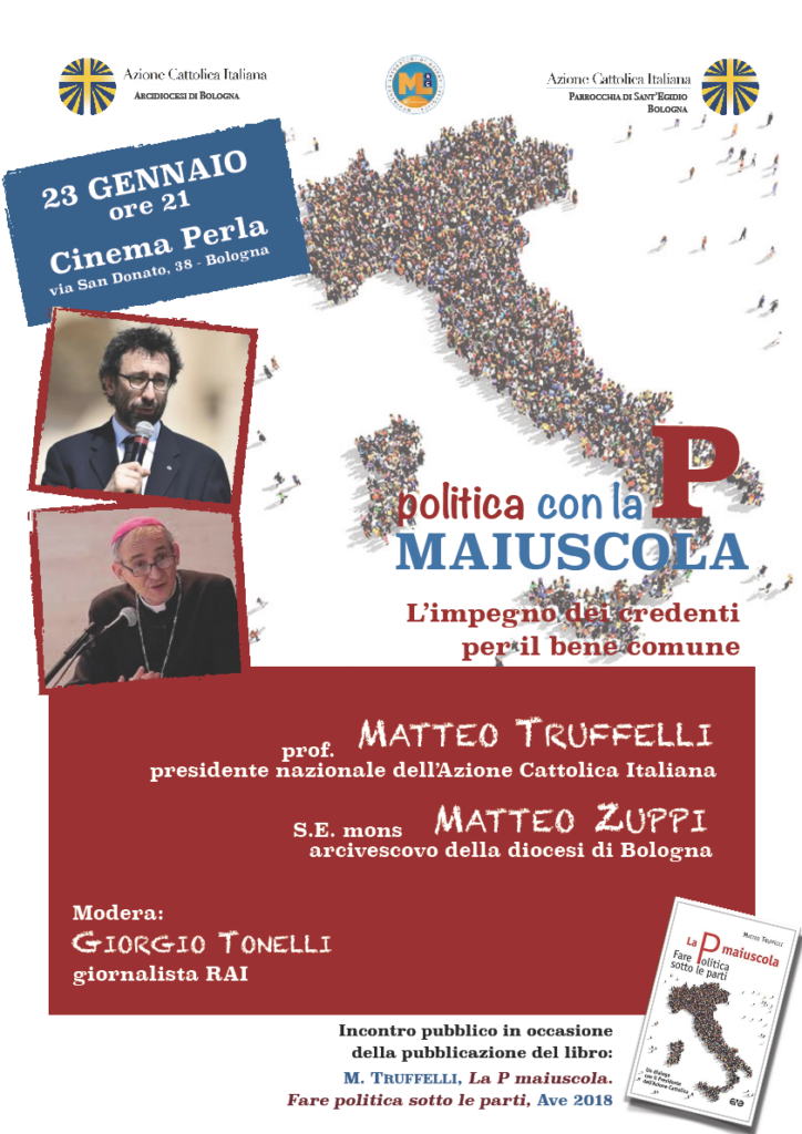 Politica con la P maiuscola @ Cinema Perla - Bologna