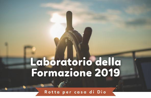 Laboratorio Formazione 2019 @ Parrocchia di Granarolo
