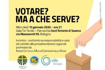 Votare? Ma a che serve?